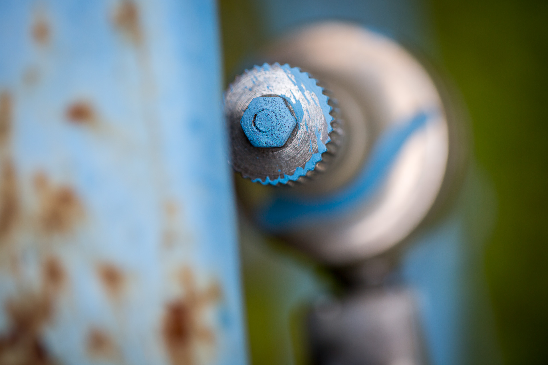 blue bike dynamo