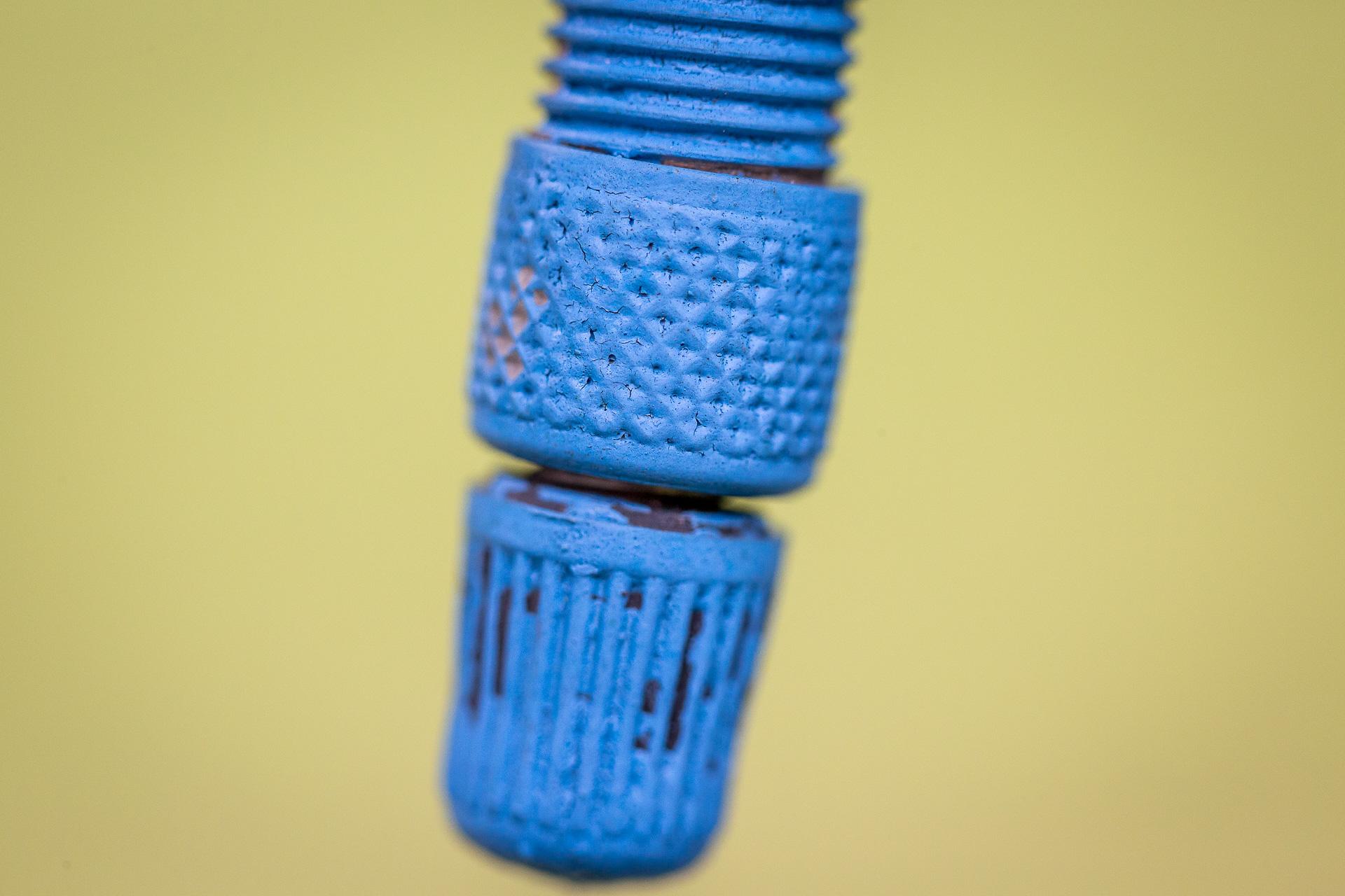 blue bike ventil